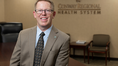 Conway Regional Sees Benefits of New Doctors