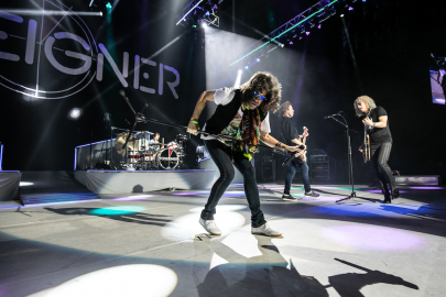 Foreigner to Bring Greatest Hits Tour to Simmons Bank Arena