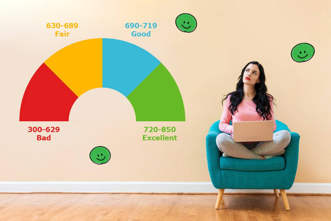 Building a Credit Score (Without Going Into Debt!)