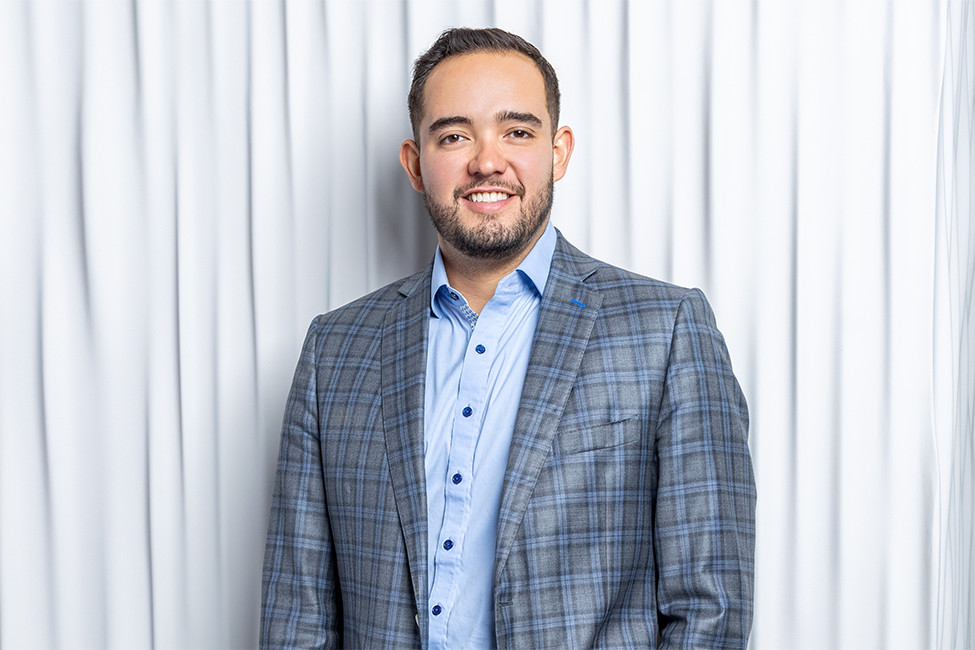 BANK ON IT: Miguel Lopez, Community Outreach