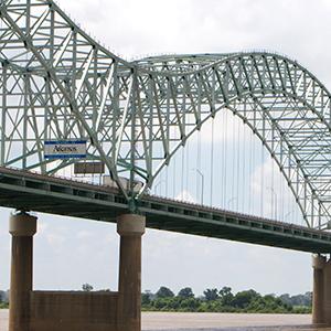 Buttigieg Visits Closed Interstate 40 Bridge in Tennessee