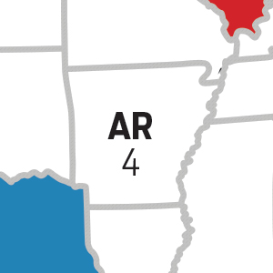 Arkansas Apportionment Remains Unchanged