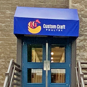 Custom Craft Poultry Opens New Little Rock Plant