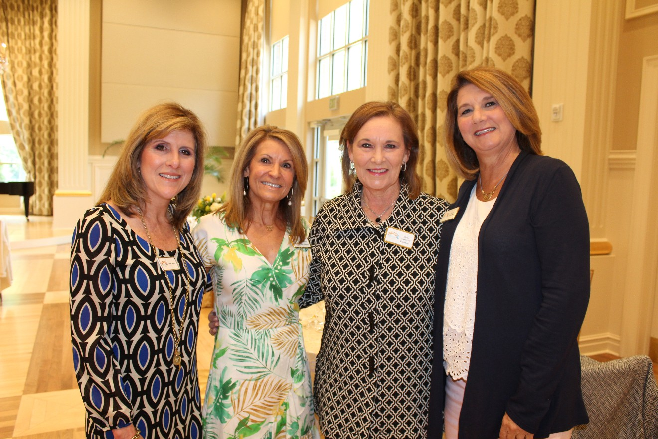 Suzette Didier, Kelly Thompson, Becky Marks, Lindy Spaulding