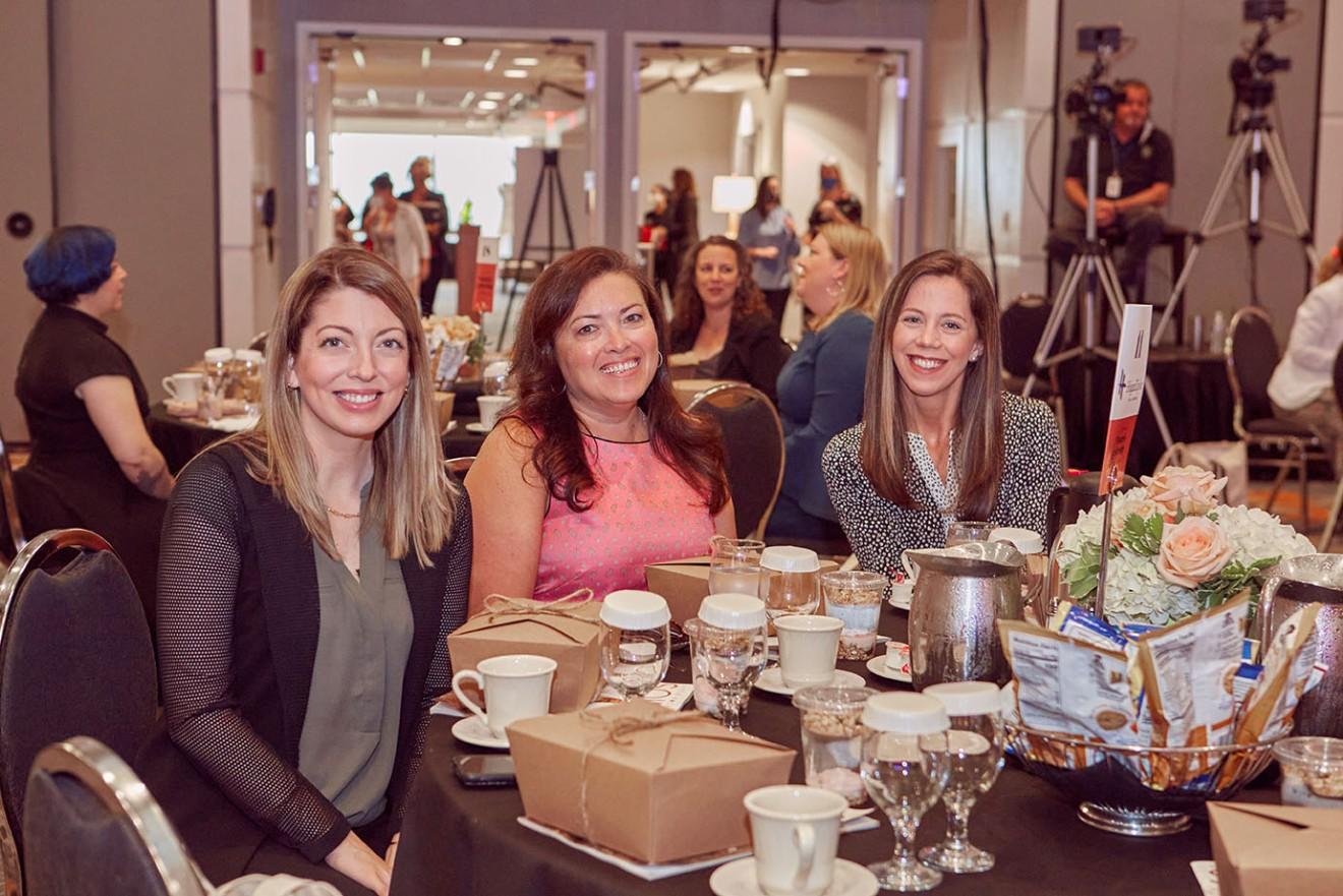 Soirée Women's Leadership Symposium 2021