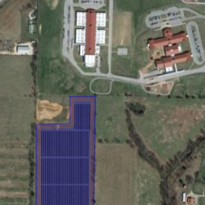 Today's Power to Build Array for Berryville Schools
