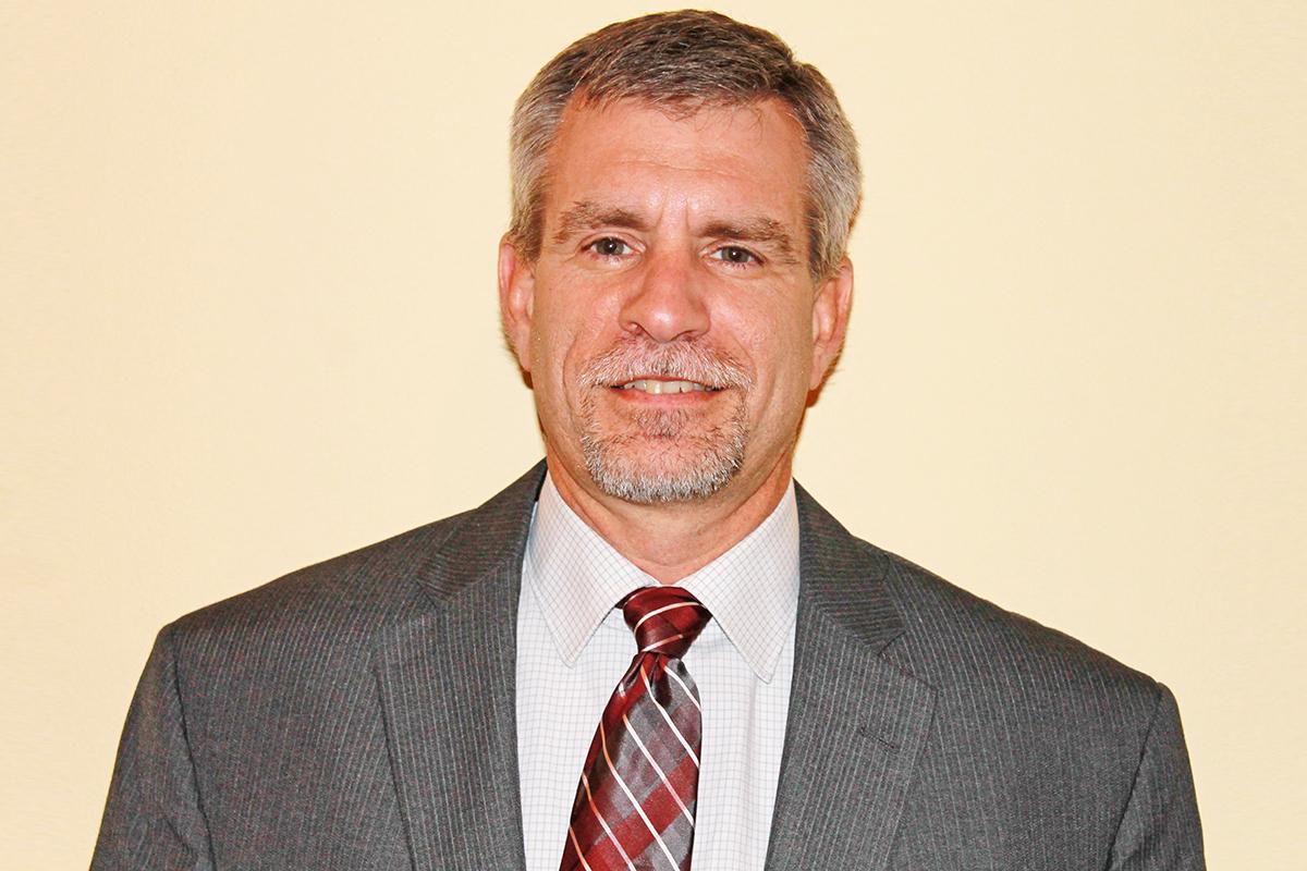 Chris Brown, public works director for Fayetteville