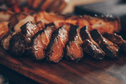 From Z to A: Barbecue Chicken + Steak with Chimichurri Recipes