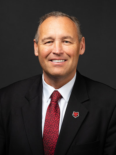 A-State Chancellor Kelly Damphousse to Lead Sun Belt Conference