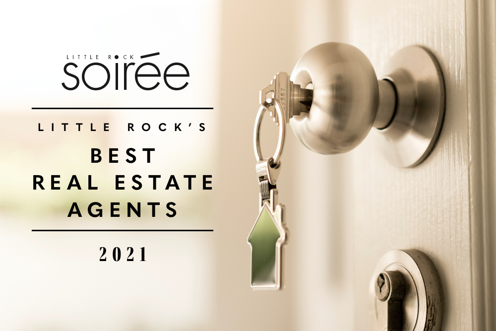 Soiree Best Real Estate Agents 2021 title