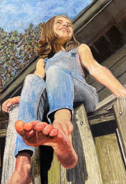 Artist Spotlight: Lily H.