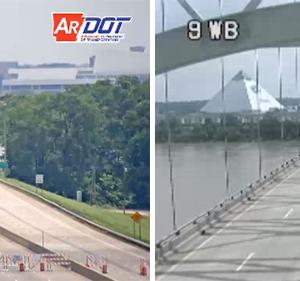 West Memphis Adjusting to Bridge Closure