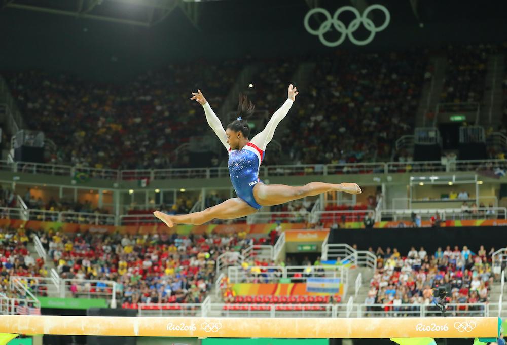 Simone Biles, 2016 Olympics