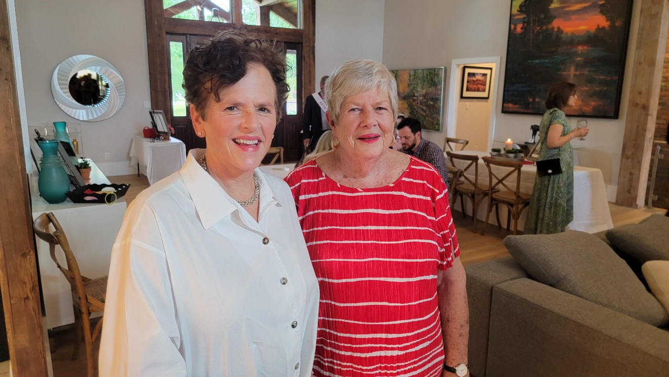 Annette Hurley, Margaret Morgan