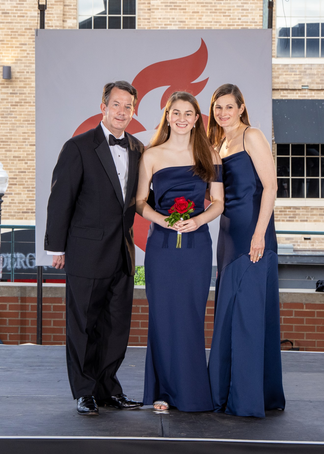 Christopher Cooley, Emma Grace Cooley, Cristy Cooley