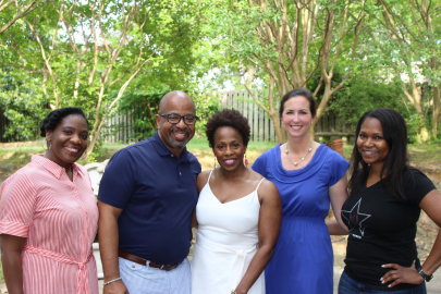 WFA Tjuana Byrd Internship Program Welcome Reception