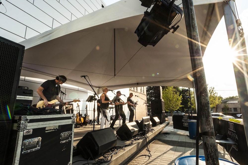 Argenta Plaza Summer Music Series