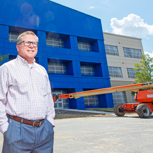 Banner Profits for AFCU Accompany Long-Planned HQ Move