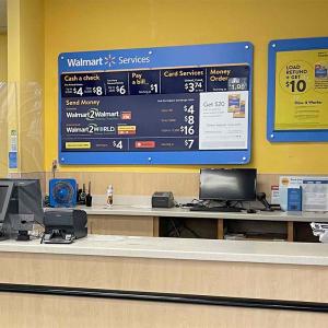 Walmart Offering Financial Tools, Fintech Plans