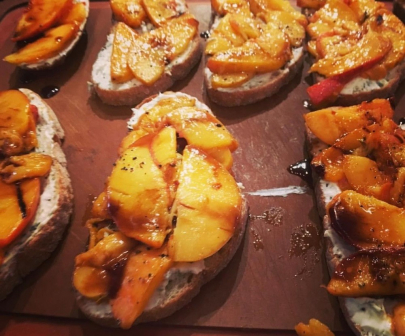 From Z to A: 3 Peach Recipes for Summertime Bliss