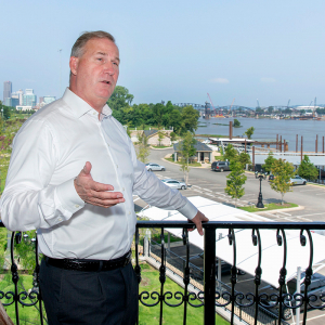 New Projects Follow $43M Harbor Town