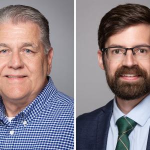 Sturch, PIllow Named New Jonesboro Directors (Movers & Shakers)