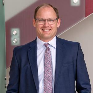 John Erck Named Vice Chancellor at UAMS