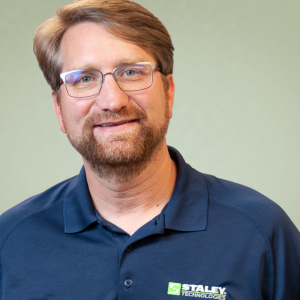 Staley CEO Andrew Faulkner Gives Reality Check on Manufacturing Tech
