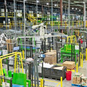 Walmart Launches Logistical Revolution