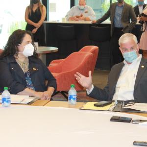 SBA Administrator Visits Northwest Arkansas