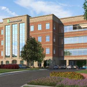 Update: BancorpSouth Plans 40,000-SF Chenal Office