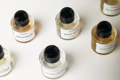 Last Look: Finishing Fragrance