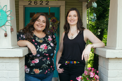 Abbi Siler and Stacey Bowers on Showing Up and Showing Out