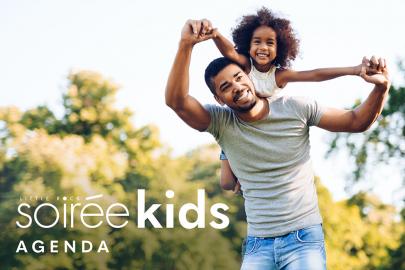 Soirée Kids: September Agenda