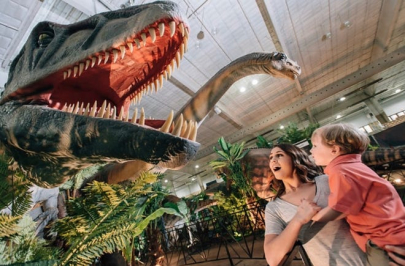Jurassic Quest is Bringing Dino Delight to Downtown Little Rock