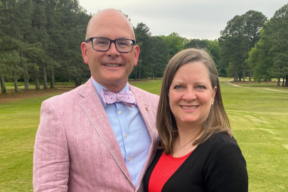 John and Renee Bethel Talk Hunger Action Breakfast