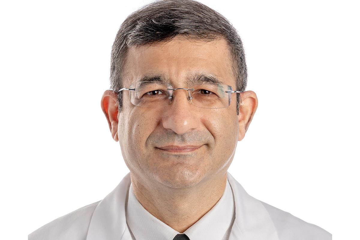 Dr. Alireza Ghaffarieh of the Jones Eye Institute at the University of Arkansas for Medical Sciences in Little Rock