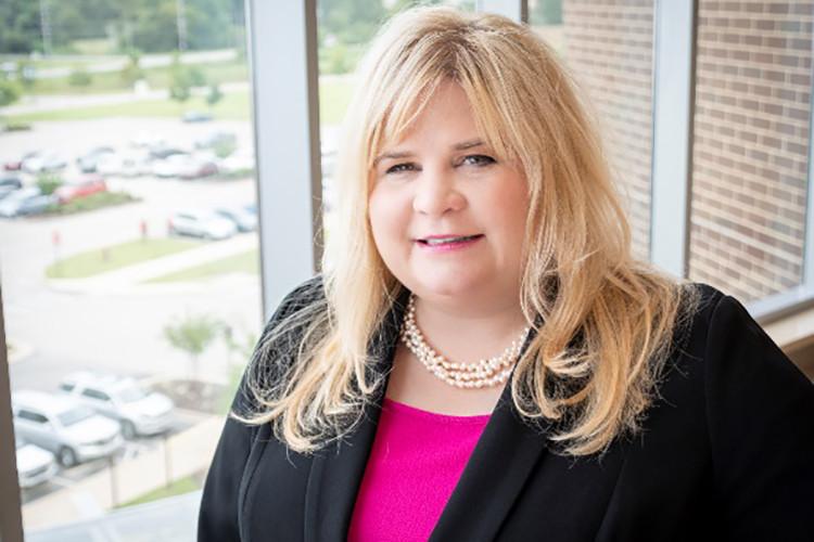 Kim Provost, executive director of the NEA Baptist Charitable Foundation in Jonesboro
