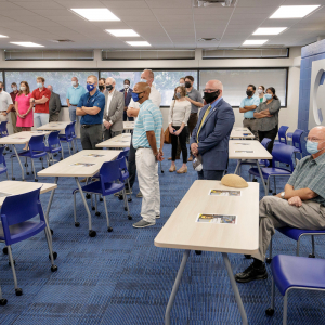 UA Little Rock Unveils New Lab For Construction, Engineering Students