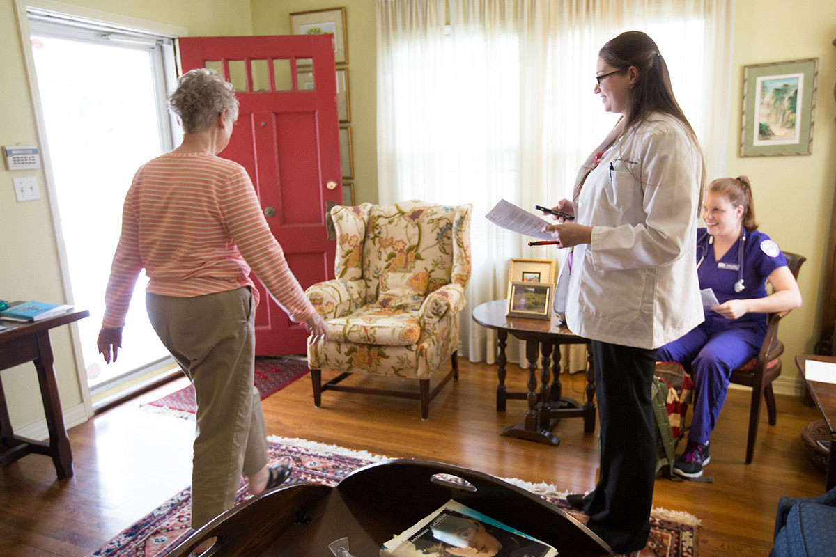 Staying Active Can Prevent Falls, Preserve Independence