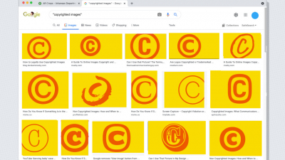 Photographers Taking Action on Copyrights