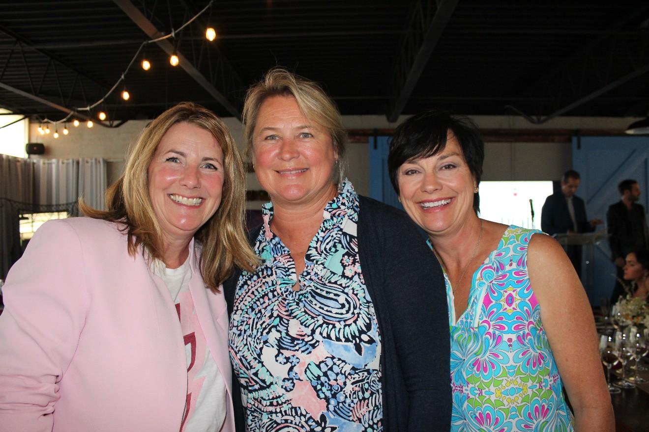 Deborah Roberts, Lisa McDonald, Liz Johnson