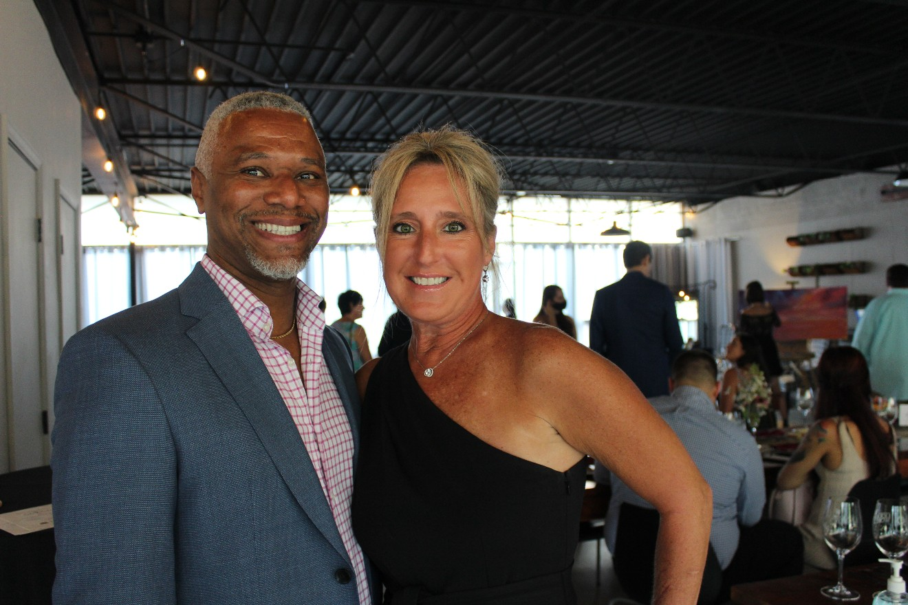 Marcus Pinkney, Kristy Cambell