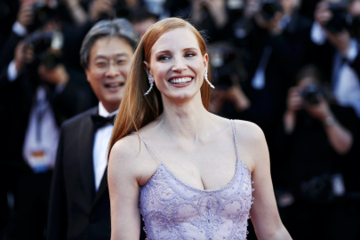 Jessica Chastain Talks Tammy Faye, Getting Loud and Defying Expectations