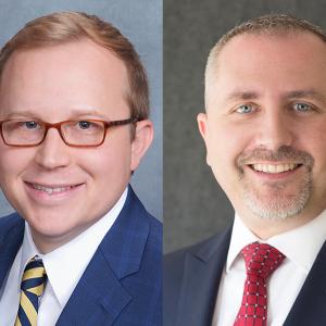 Bank of America Promotes Brad McBride, Philip Hutchins in Arkansas