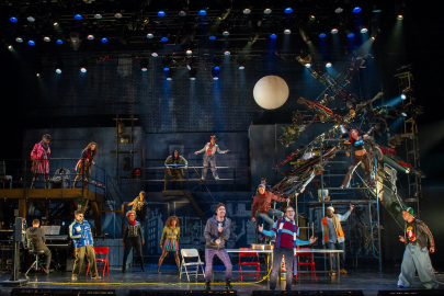 'Rent' 25th Anniversary Farewell Tour Coming to Robinson Center Next Month