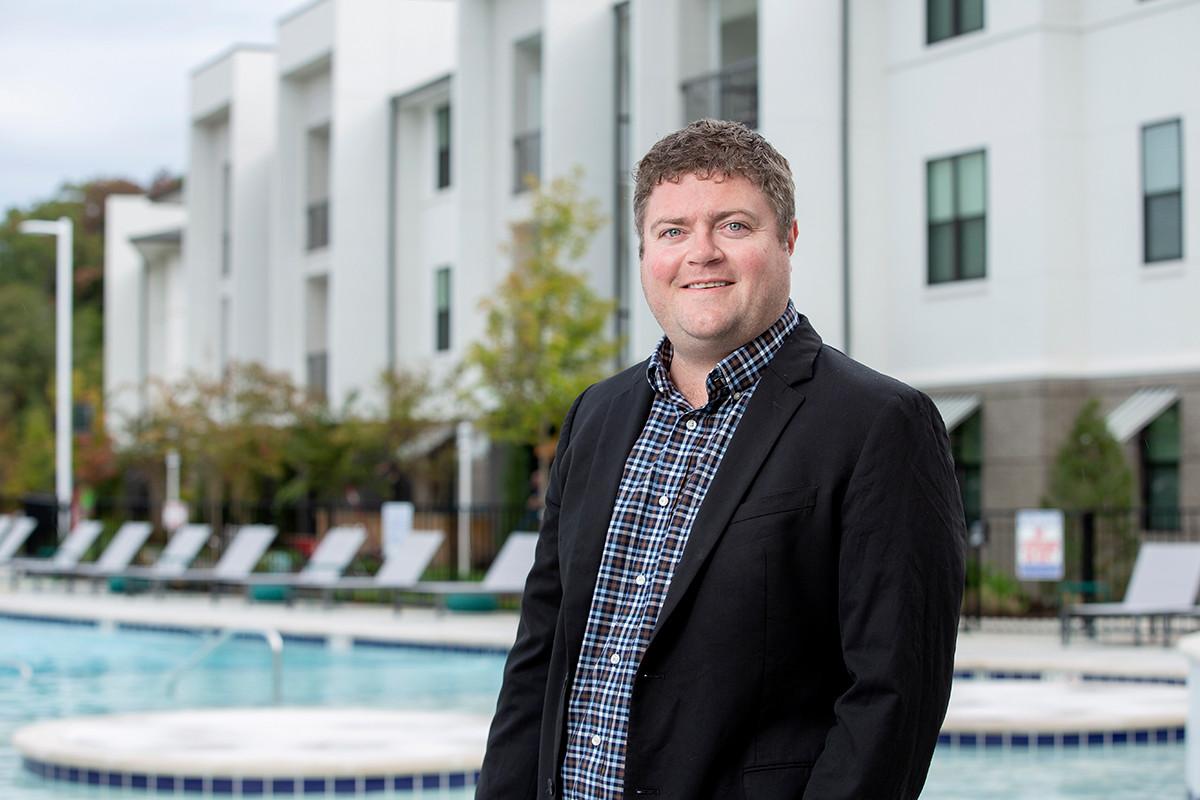 Blake Jackson, managing partner of the Monde Group