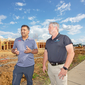 Maly District Construction Launches in Conway