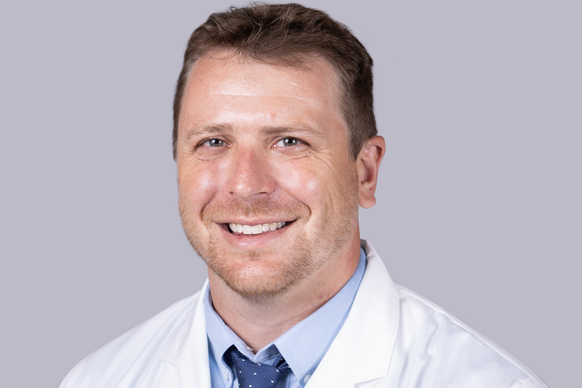 Dr. Corey Costantino of Washington Regional in Fayetteville