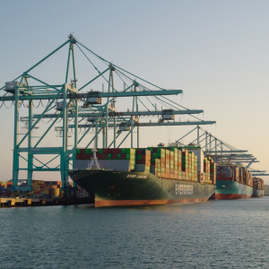 Walmart Part of Agreement to Ease Supply Chain Bottlenecks, White House Says
